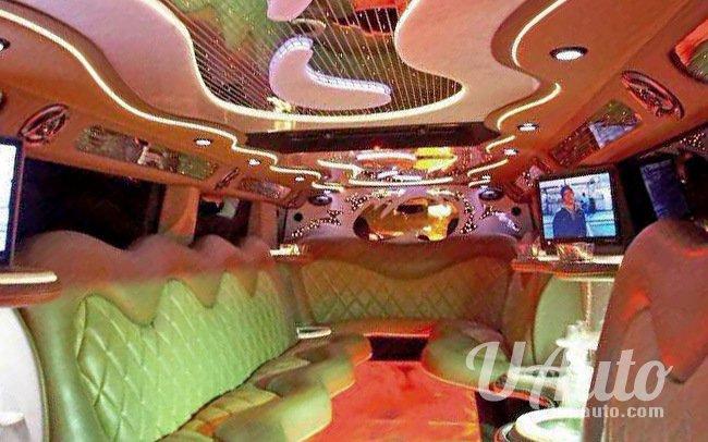 аренда авто Лимузин Mercedes GL в Киеве