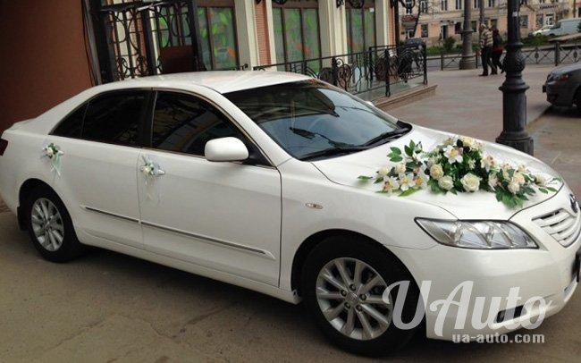 аренда авто Toyota Camry 40 в Киеве
