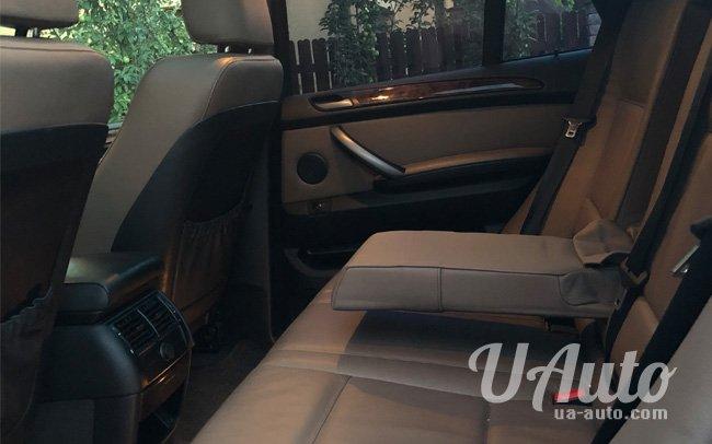 аренда авто BMW X5 E70 в Киеве