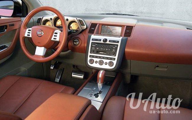 аренда авто Nissan Murano в Киеве