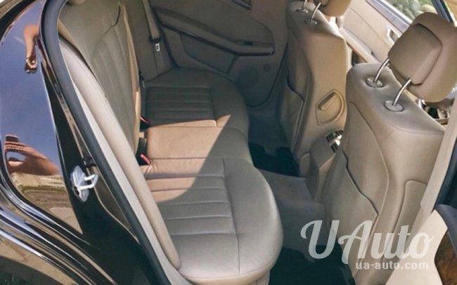 аренда авто Mercedes E-Class W212 в Киеве