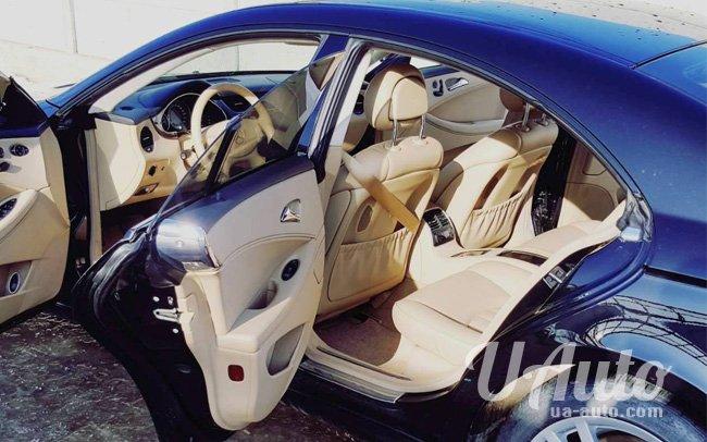 аренда авто Mercedes CLS 350 в Киеве
