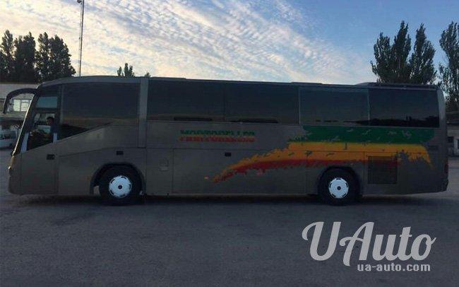 аренда авто Автобус MAN 16-360 в Киеве
