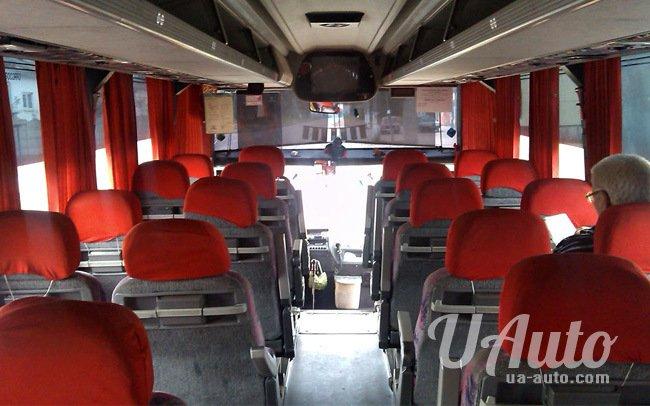 аренда авто Автобус MAN 11-230 в Киеве