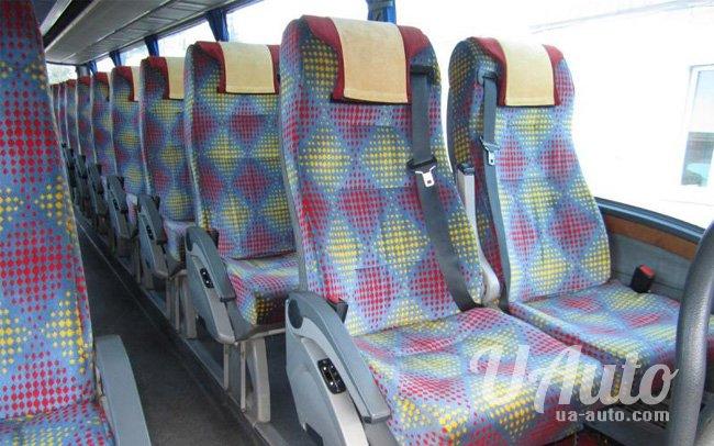 аренда авто Автобус Mercedes 1842 LL в Киеве