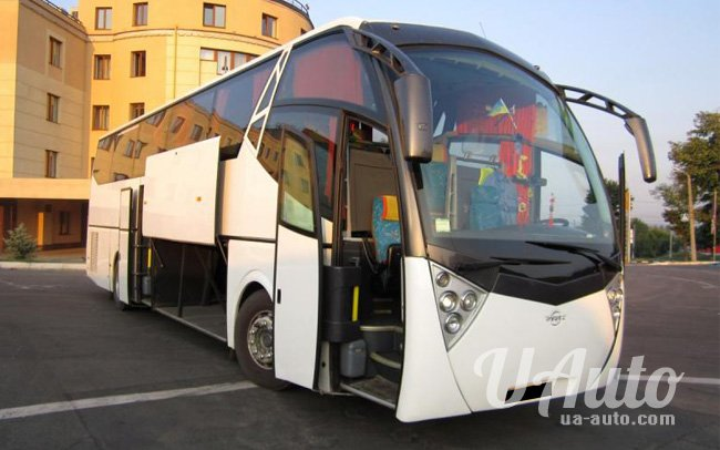 аренда авто Автобус Scania Atlantis в Киеве