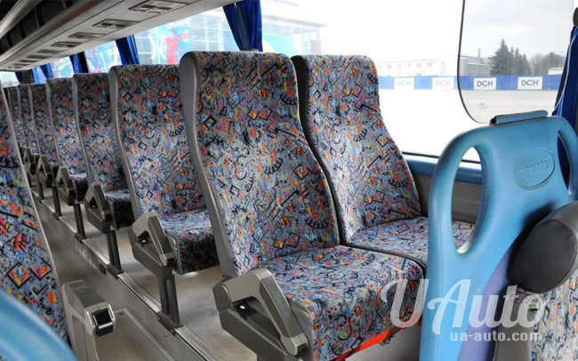 аренда авто Автобус Volvo B7R в Киеве