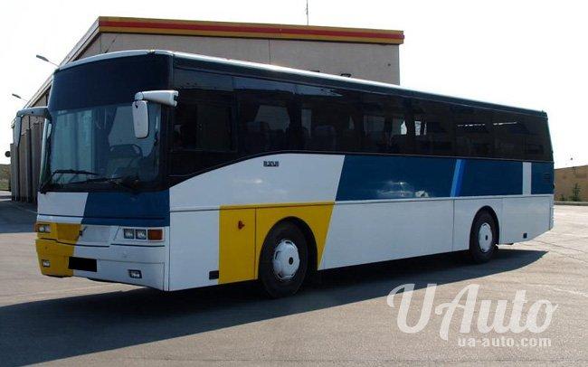 аренда авто Автобус Volvo B10 M в Киеве