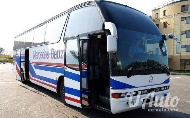 аренда авто Автобус Mercedes 0404 в Киеве