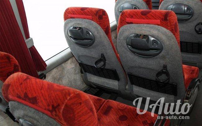 аренда авто Автобус Mercedes 618.215 в Киеве