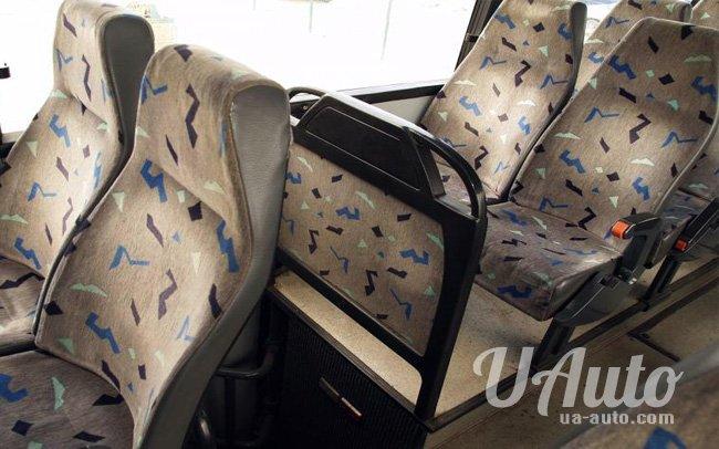 аренда авто Автобус MAN 18.370 HOLC в Киеве