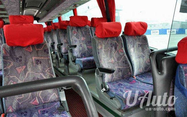 аренда авто Автобус MAN 11.190 Irizar в Киеве