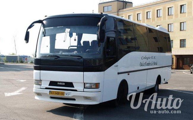 аренда авто Автобус Iveco Pegaso в Киеве