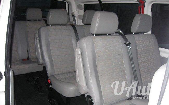 аренда авто Volkswagen Transporter в Киеве