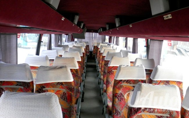 аренда авто Автобус Mercedes 0404 RHD в Киеве