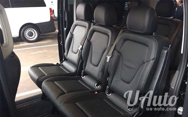 аренда авто Mercedes V-Class Extralong в Киеве