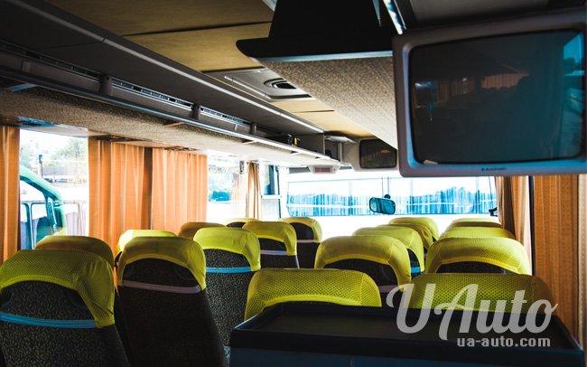 аренда авто Автобус Setra 315 GT HD в Киеве