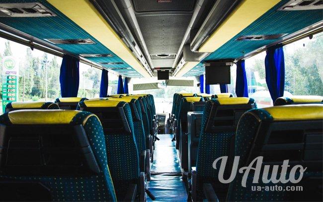 аренда авто Автобус Setra 312 в Киеве
