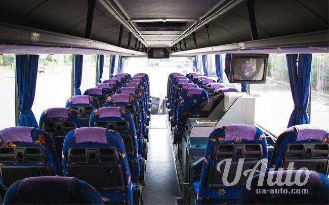 аренда авто Автобус Neoplan 316 SHD в Киеве