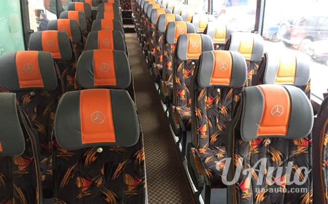 аренда авто Автобус Mercedes 57 мест в Киеве