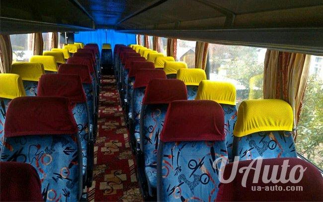 аренда авто Автобус Setra 70 мест в Киеве