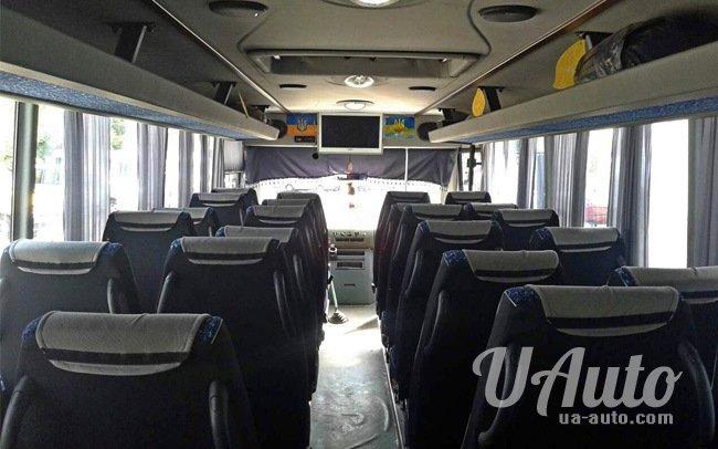 аренда авто Автобус Mercedes Vario в Киеве