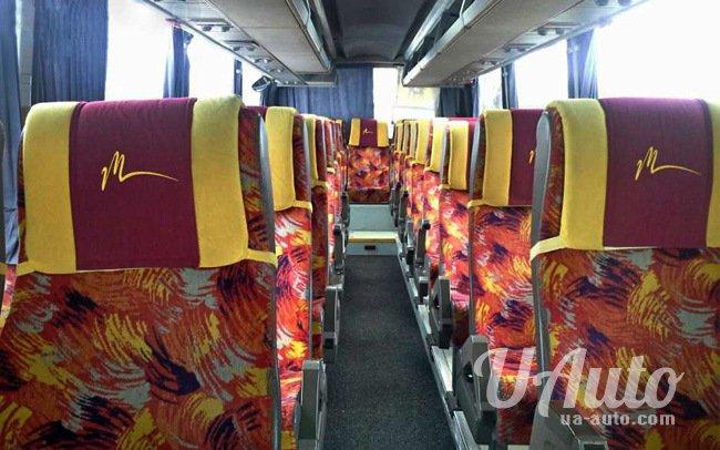 аренда авто Автобус MAN 35 мест в Киеве