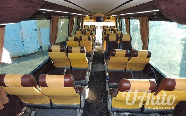 аренда авто Автобус Scania 35 мест в Киеве