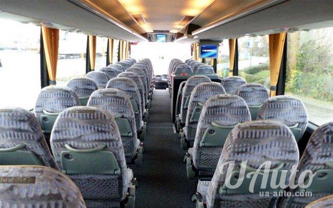 аренда авто Автобус Bova Magiq MHD в Киеве