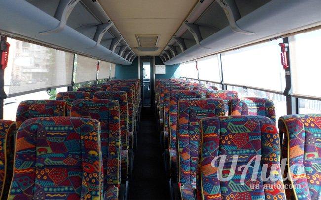 аренда авто Автобус Neoplan 316 в Киеве