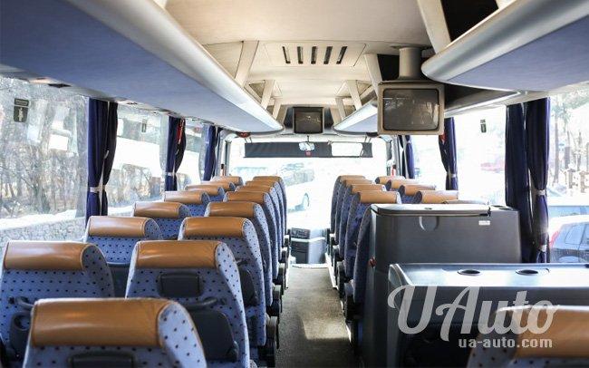 аренда авто Автобус MAN R07 в Киеве