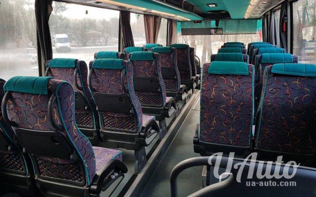 аренда авто Автобус MAN Cobra в Киеве