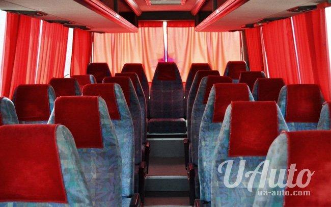 аренда авто Автобус Mercedes Wolf в Киеве