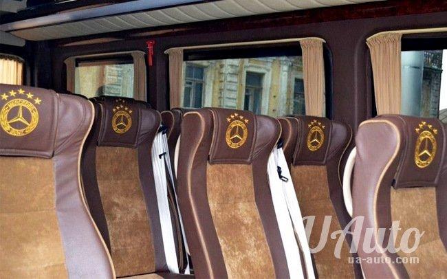 аренда авто Mercedes Sprinter 316 в Киеве