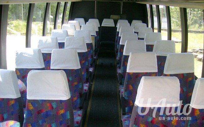 аренда авто Автобус Ford 32 места в Киеве