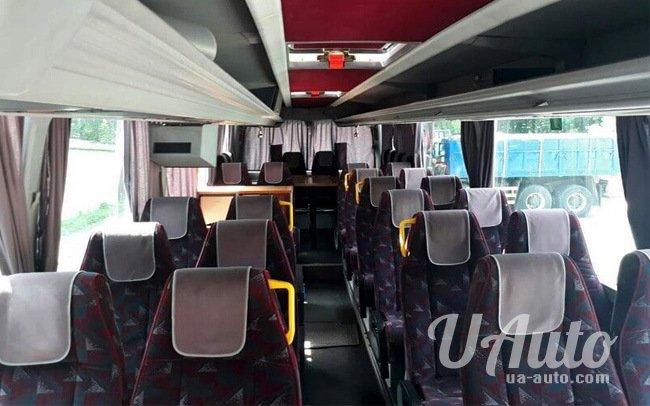 аренда авто Автобус Mercedes 30 мест в Киеве