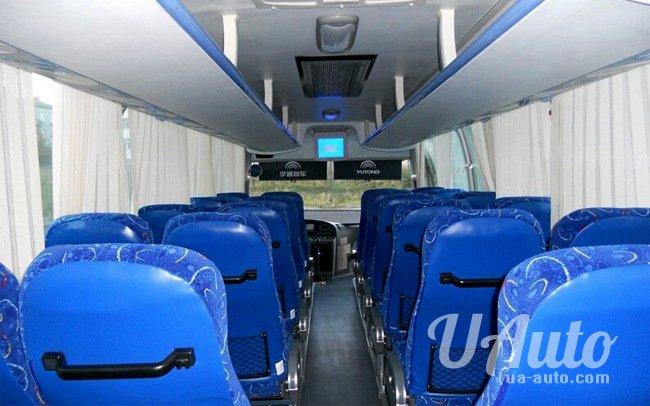 аренда авто Автобус YouTong 30 мест в Киеве