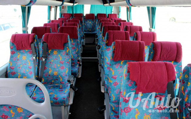 аренда авто Автобус Mercedes Atego в Киеве