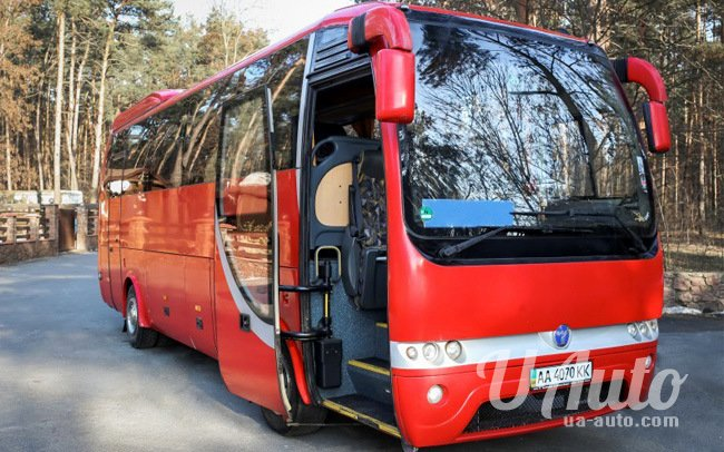 аренда авто Автобус MAN Temsa в Киеве