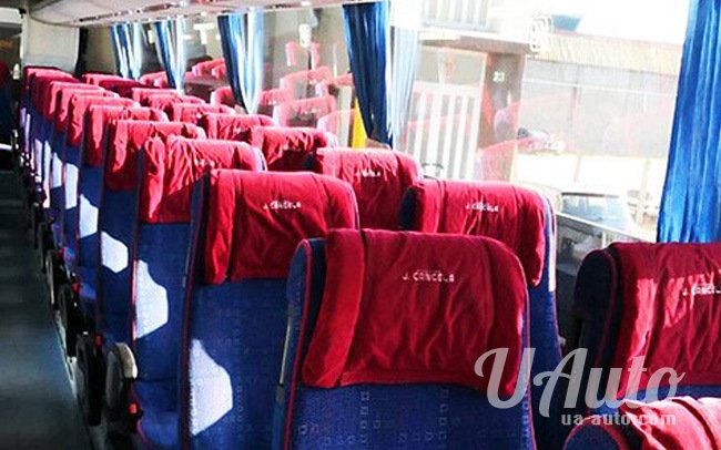 аренда авто Автобус Volvo Sideral в Киеве