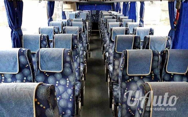 аренда авто Автобус Neoplan 50 мест в Киеве
