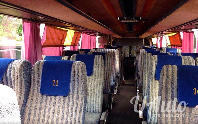 аренда авто Автобус Neoplan 74 места в Киеве