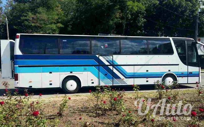 аренда авто Автобус Setra 51 место в Киеве