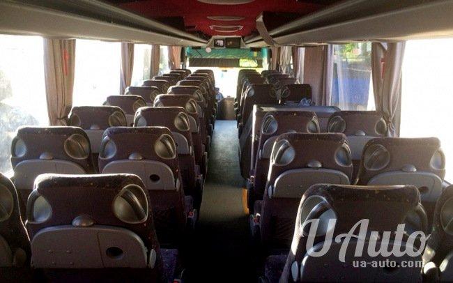 аренда авто Автобус Mercedes О 350 SHD в Киеве