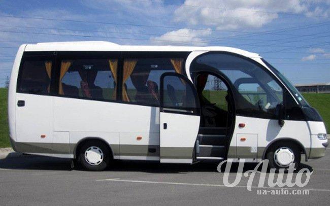 аренда авто Автобус Mercedes Mago 2 в Киеве