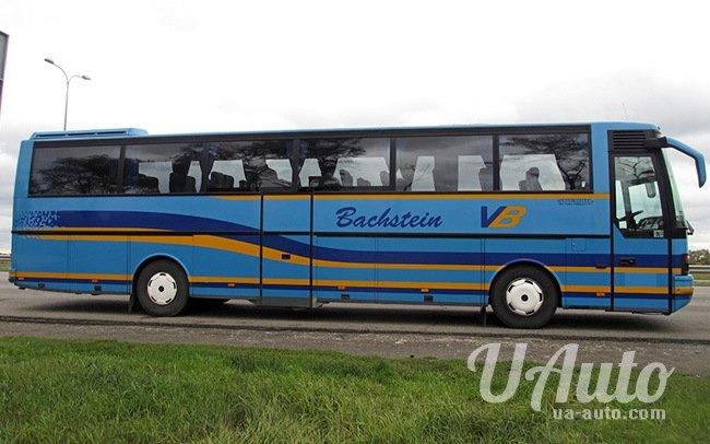 аренда авто Автобус Setra S250 в Киеве