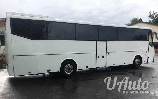 аренда авто Автобус Bova 50 мест в Киеве