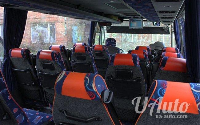 аренда авто Автобус Mercedes 815 в Киеве