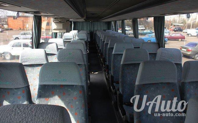 аренда авто Автобус Setra 250 в Киеве