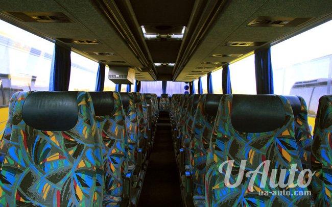 аренда авто Автобус Setra S315HD/2 в Киеве